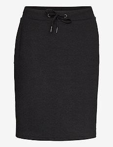 SC-KAMMY - midi skirts - black
