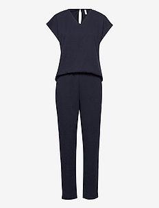 SC-SIHAM - jumpsuits - navy