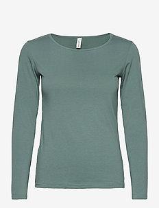 SC-PYLLE - long-sleeved tops - shadow