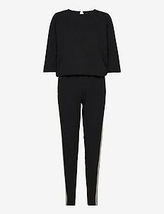 SC-MASCHA - jumpsuits - black