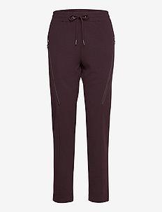 SC-MASCHA - sweatpants - maroon