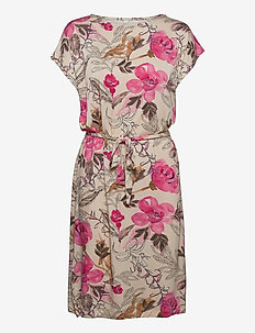 SC-LIBA - everyday dresses - pink combi