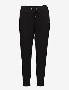 SC-ASALI - spodnie dresowe - black