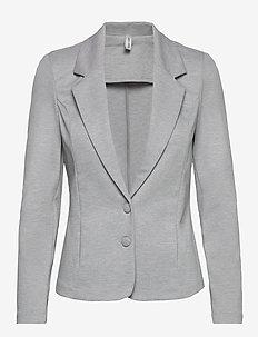 SC-DANIELA - blazere - lt grey melange