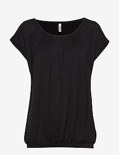 SC-MARICA - t-shirts - black