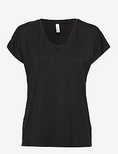 SC-MARICA - basic t-shirts - black
