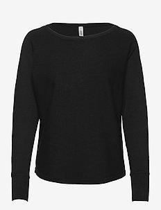 SC-DOLLIE - tröjor - black