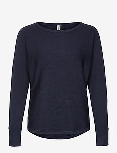 SC-DOLLIE - jumpers - navy