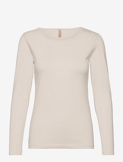 SC-PYLLE - t-shirt & tops - cream