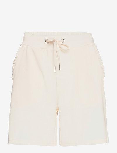 SC-SIHAM - casual shorts - cream