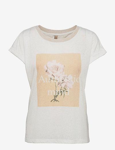 SC-PANIK - t-shirts - offwhite