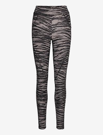 SC-PABLO - leggings - black combi