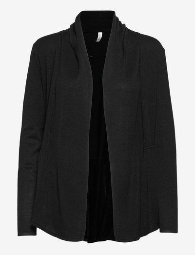 SC-DOLLIE - cardigans - black