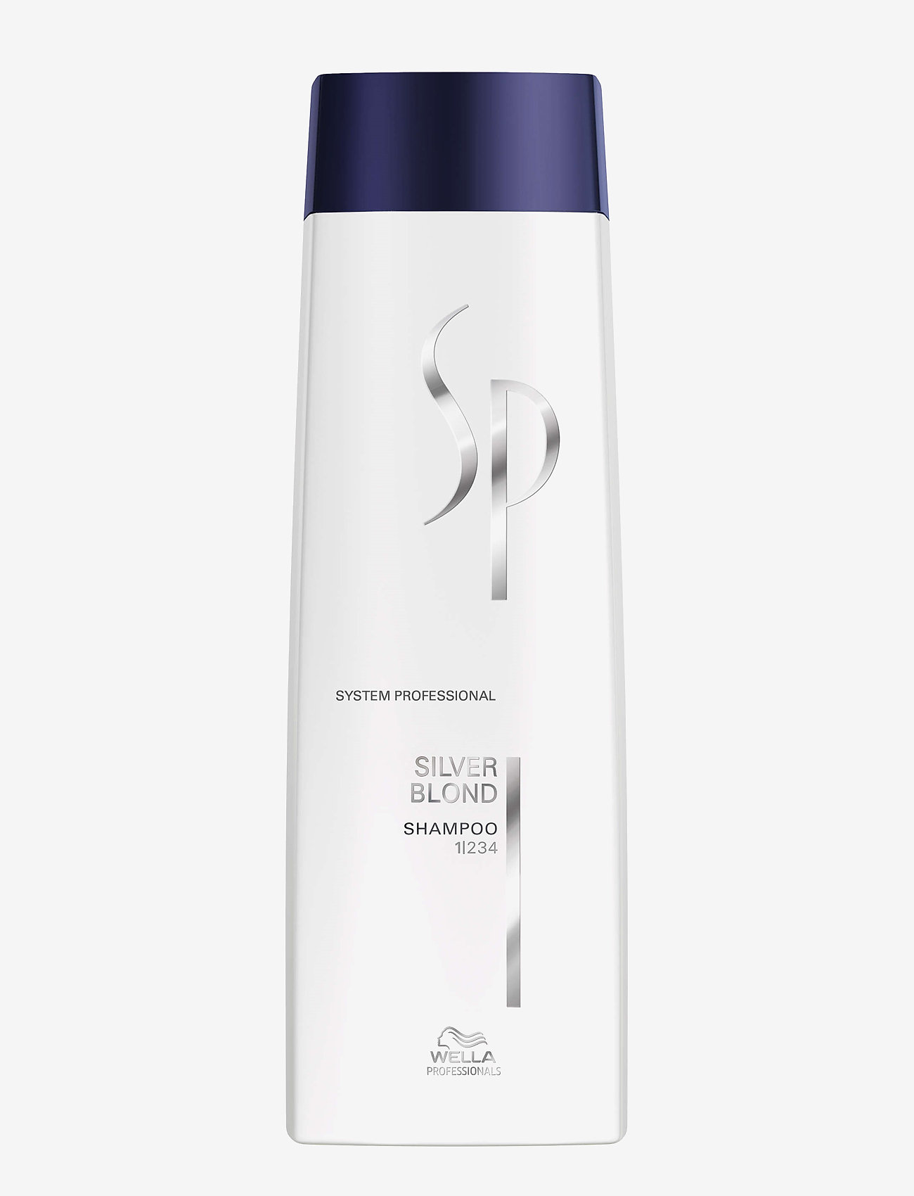 System Professional - SP Silver Blond Shampoo - shampo - no colour - 0