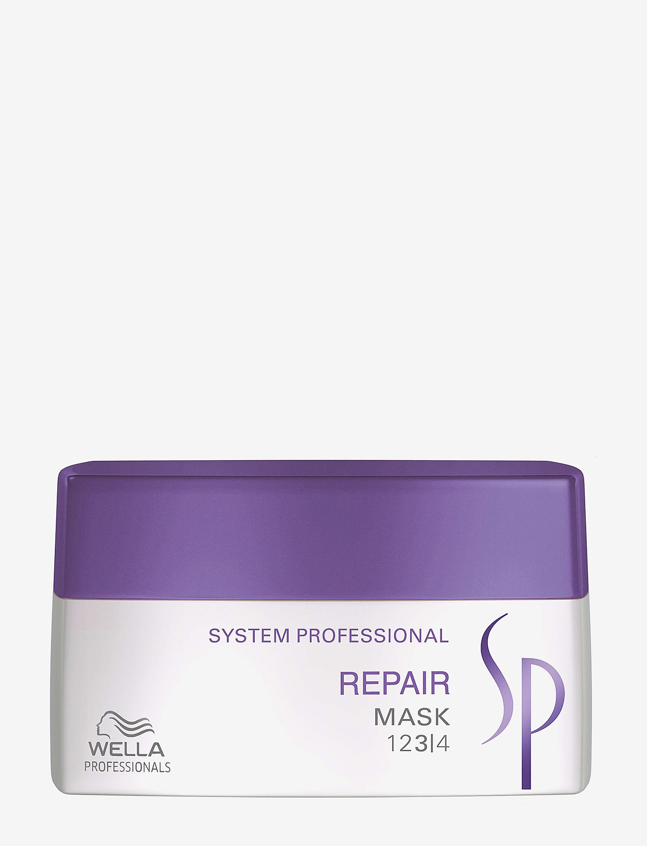 System Professional - SP Repair Mask - hårmasker - no colour - 0
