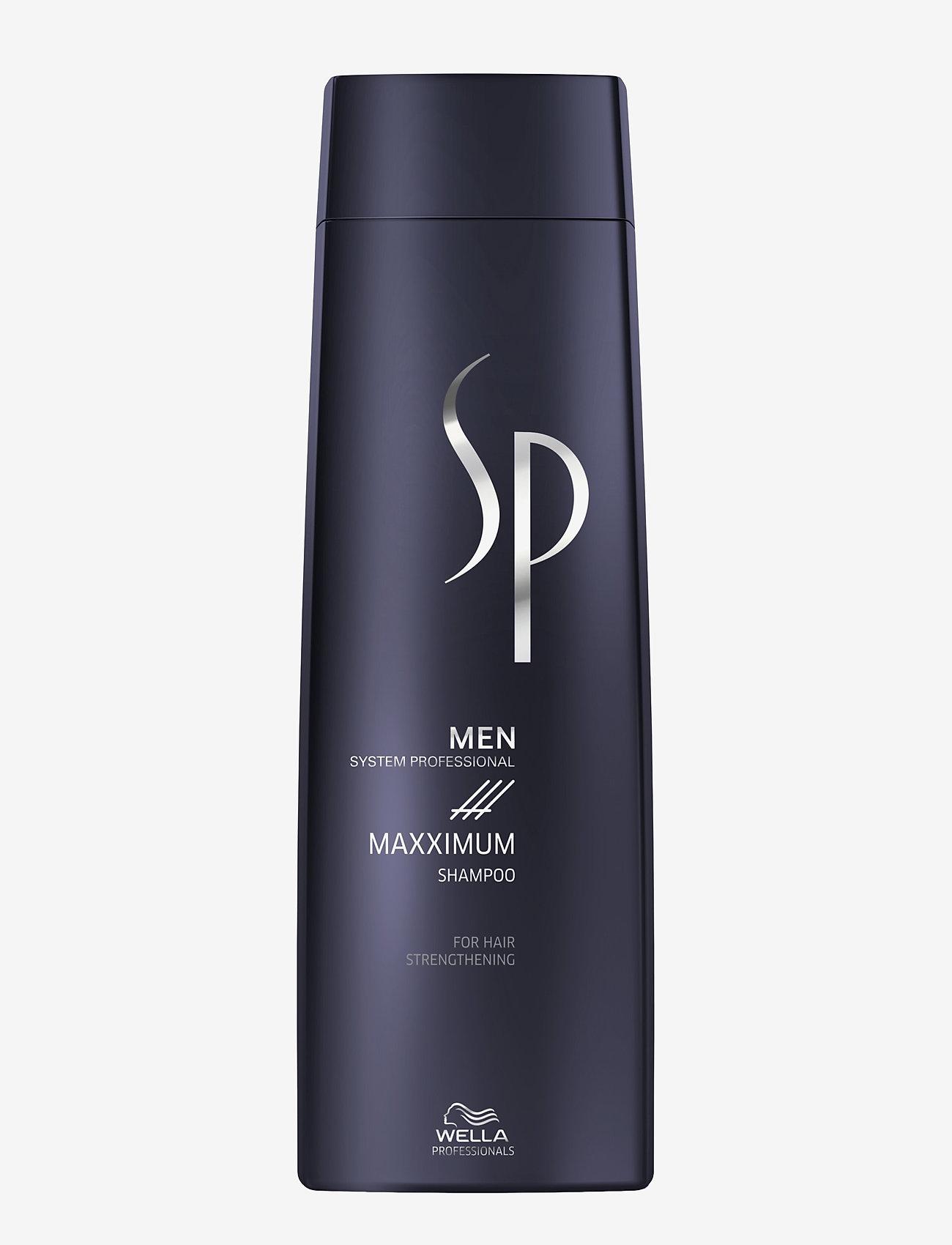 System Professional - SP Men Maxximum Shampoo - shampo - no colour - 0