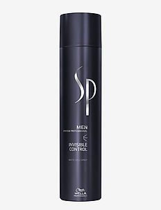 SP Men Styling Invisible Control Hairspray - spray - no colour