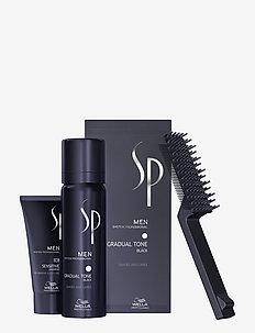 SP Men Gradual Tone Black - presentaskar - gradual tone black