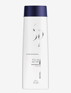 SP Silver Blond Shampoo - NO COLOUR