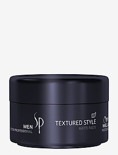 SP Men Styling Textured Style Matte Padste - paste - no colour