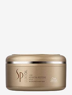 SP LuxeOil Keratin Restore Treatment Mask - hårmasker - no colour