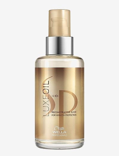 SP LuxeOil Reconstructive Oil Elixir - hårolje - no colour