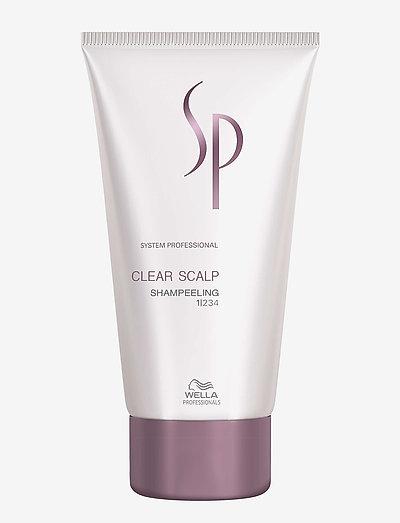 SP Clear Scalp Shampeeling - hoidot - no colour