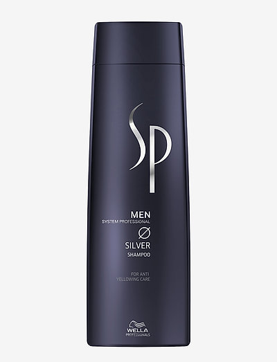 SP Men Silver Shampoo - silver shampoo - no colour