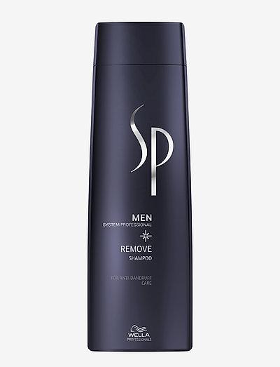 SP Men Remove Shampoo - shampoo - no colour