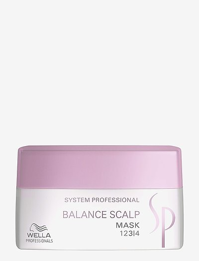 SP Balance Scalp Mask - hiusnaamiot - no colour