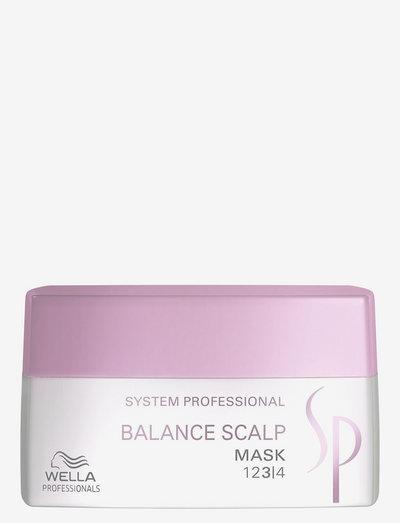 SP Balance Scalp Mask - hårmasker - no colour