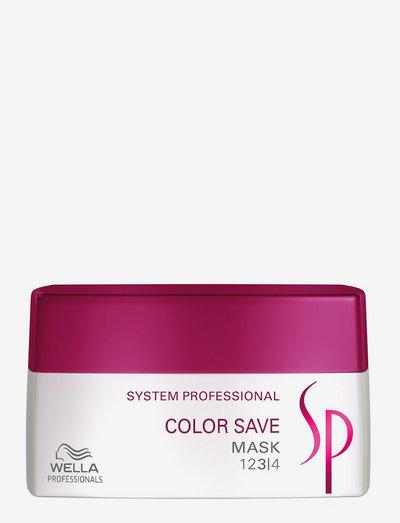 SP Color Save Mask - hiusnaamiot - no colour