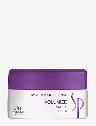 SP Volumize Mask - hiusnaamiot - no colour