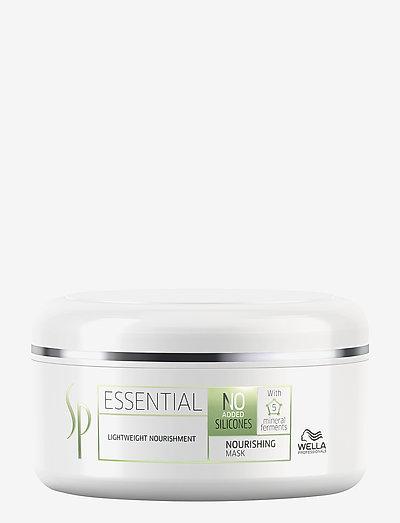 SP Essential Nourishing Mask - hårkurer - no colour