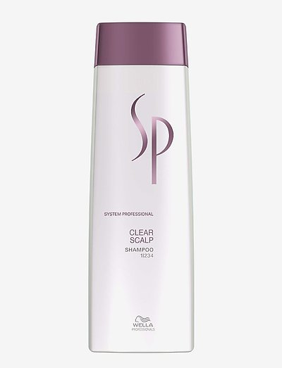SP Clear Scalp Shampoo - shampoo - no colour