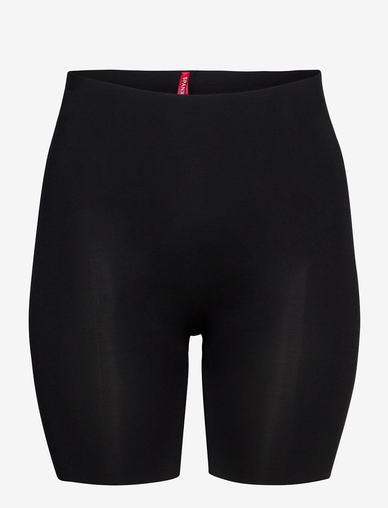 Spanx - SHORT - bottoms - very black - 0