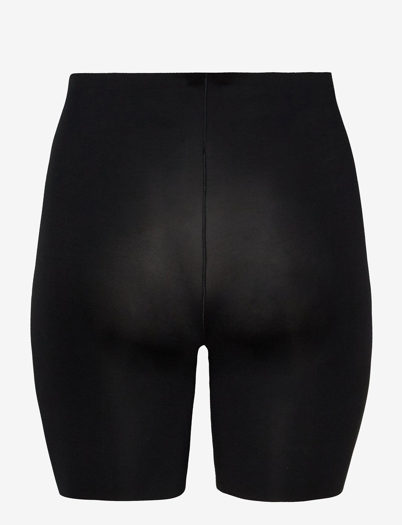 Spanx - SHORT - bottoms - very black - 1