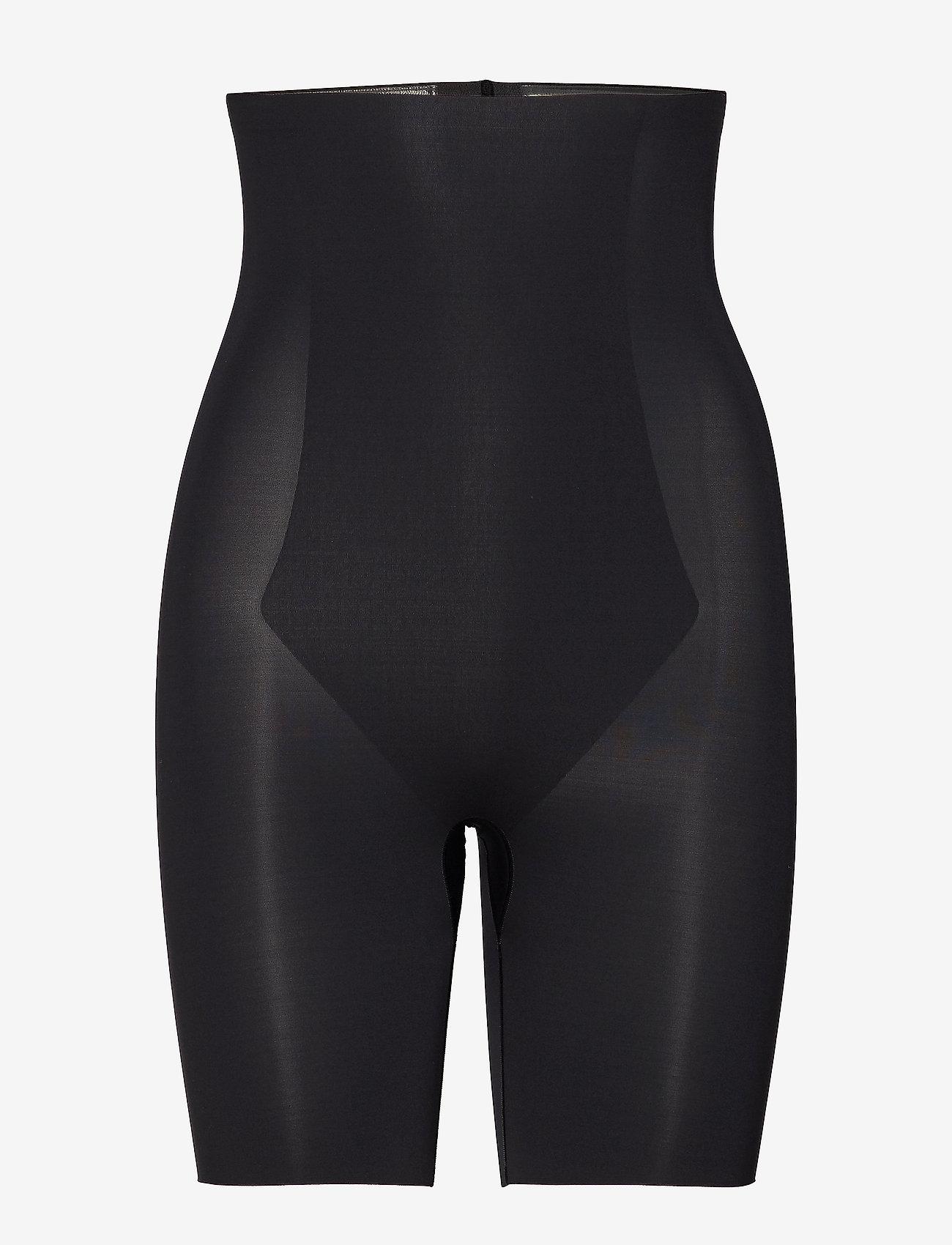 Spanx - HIGH-WAIST SH - bottoms - black - 0