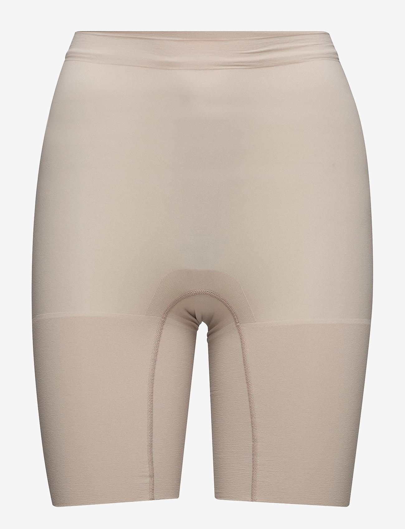 Spanx - POWER SHORT - bottoms - soft nude - 0