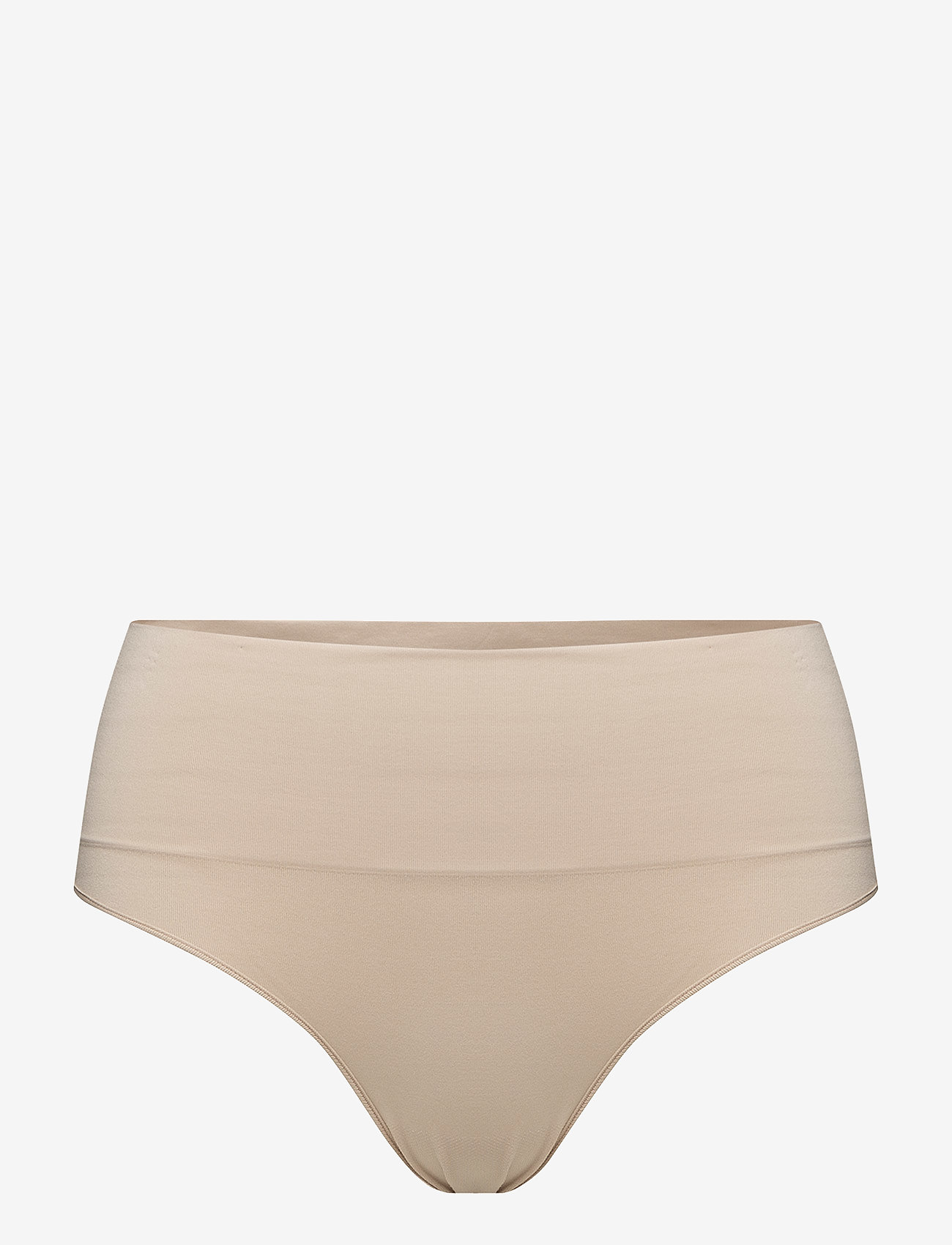 Spanx - Everyday Shaping Panties Thong - bottoms - soft nude - 1