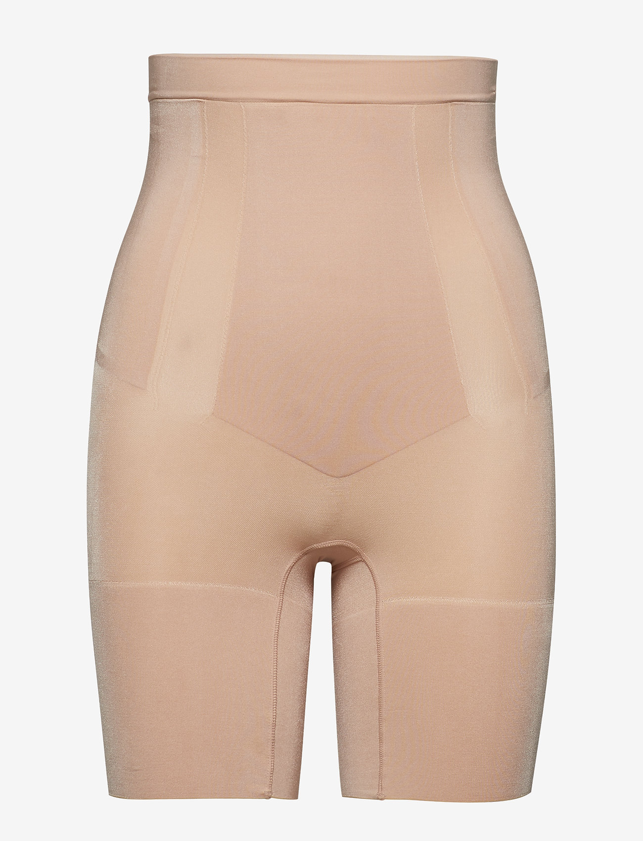 Spanx - H.W. MID TIGH - bottoms - soft nude - 0