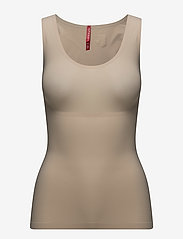 Spanx - TANK - topper - soft nude - 1