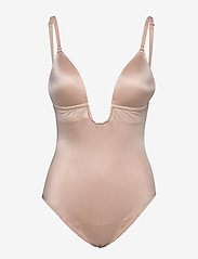 Spanx - THONG B-SUIT - bodies & slips - champagne beige - 0