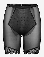 Spanx - MID-THIGH - bottoms - very black - 0