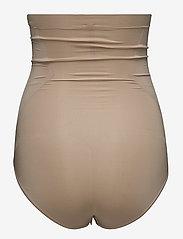 Spanx - H WAIST BRIEF - bottoms - soft nude - 1