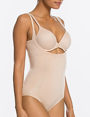 Spanx - Oncore Open-Bust Panty Bodysuit - toppe - soft nude - 4