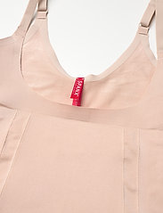 Spanx - Oncore Open-Bust Panty Bodysuit - toppe - soft nude - 5