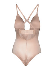 Spanx - THONG B-SUIT - bodies & slips - champagne beige - 10