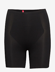 GIRL SHORT THINSTINCTS - bottoms - black