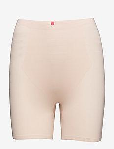GIRL SHORT THINSTINCTS - bottoms - soft nude
